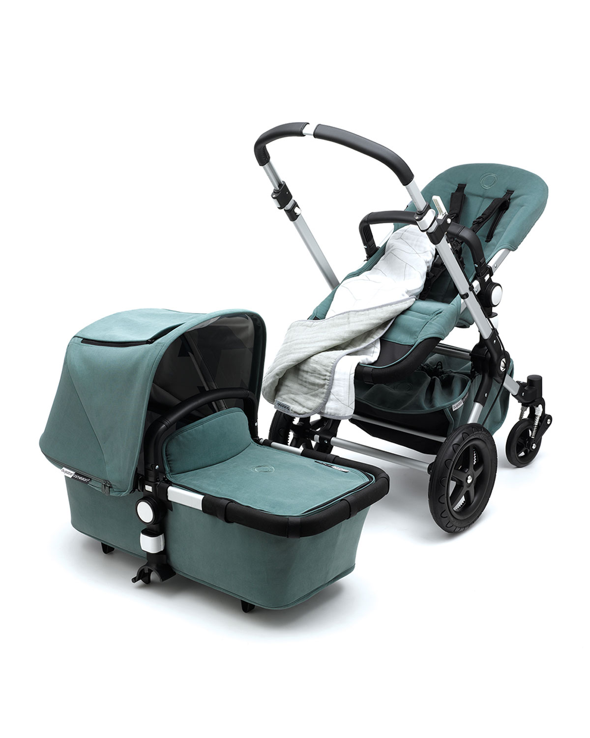 Bugaboo Limited Edition Cameleon³ Kite Complete Stroller, Balsam Green