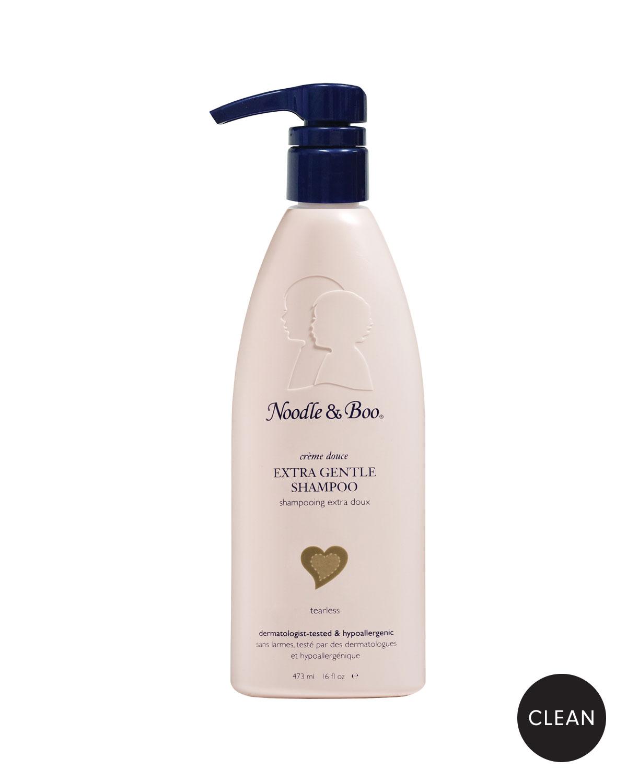 NOODLE & BOO Extra Gentle Baby Shampoo, 16 Oz.