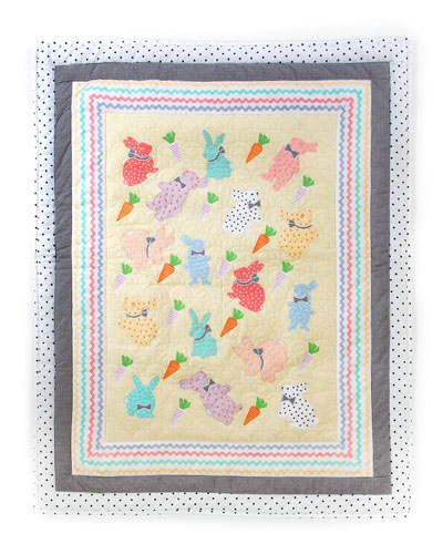 Baby Bunny Quilt