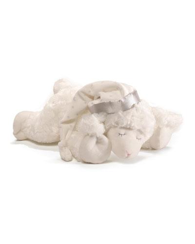 Gund Winky Lamb Keywind Musical Stuffed Animal