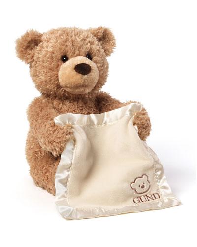 PeekABoo Bear Animated Teddy
