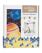 Galaxy Rocket Adventure Cape Set