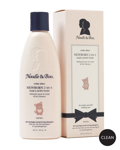 Newborn 2-in-1 Hair & Body Wash, 8 oz.