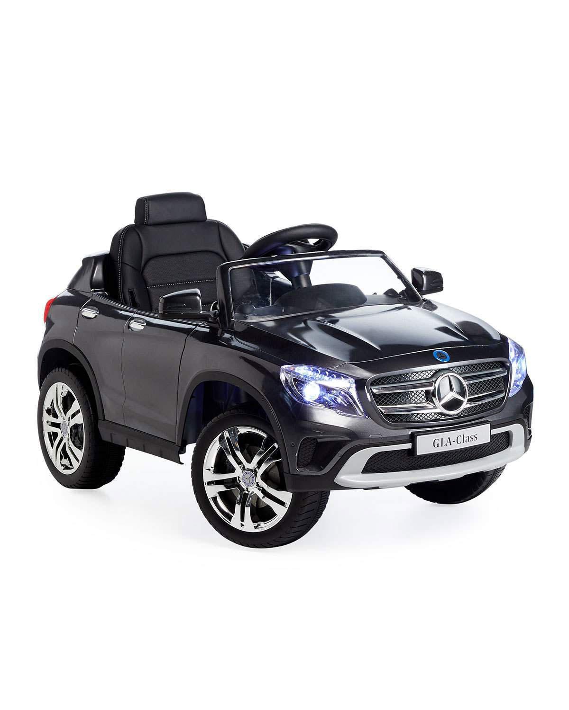 Mercedes GLA 12V RideOn Car Gray