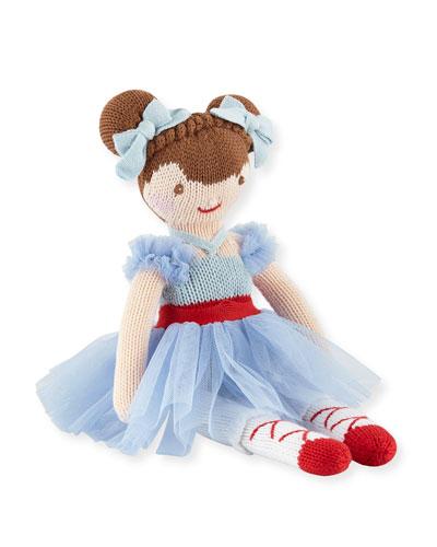 Nutcracker Clara Doll, 14