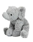 "Elephant Cozy Stuffed Animal, 10"""