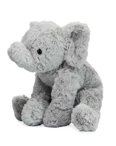 Elephant Cozy Stuffed Animal, 10