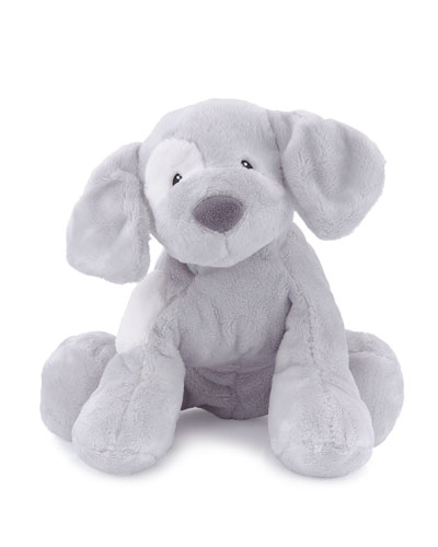 Spunky Plush Puppy Stuffed Animal, 10