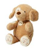 "ABC 123 Spunky Dog Stuffed Animal, 14"""
