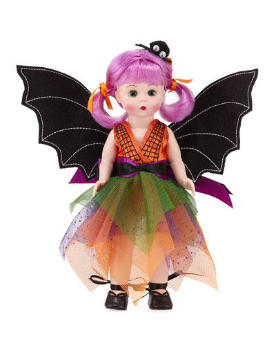 Bootifully Batty Halloween Doll