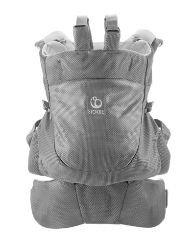 MyCarrier Front  Back Carrier Gray
