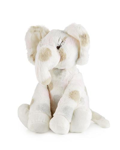 Little Etrade Plush PolkaDot Elephant Pink