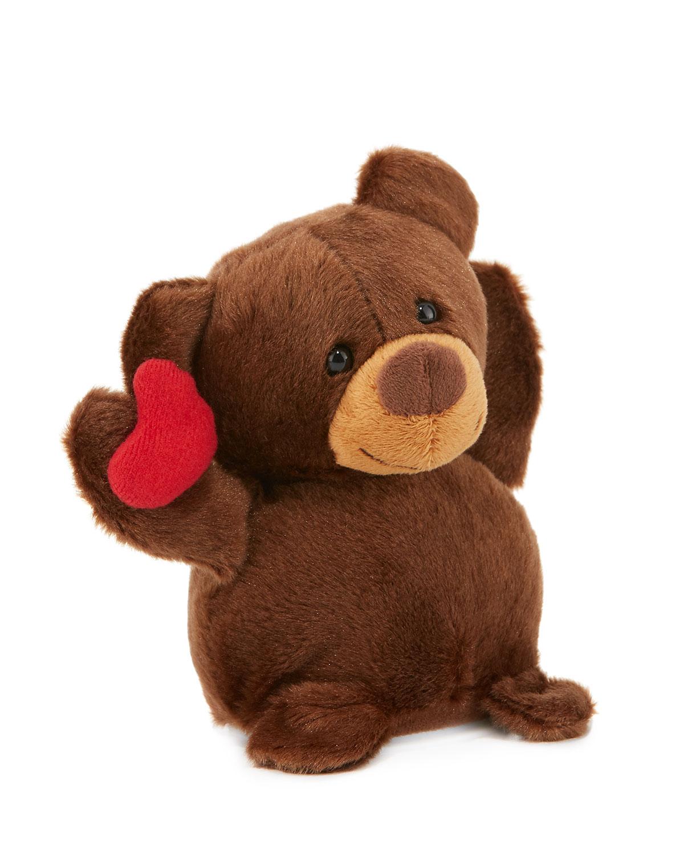 Plush Speak  Repeat Bear