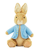 Classic Peter Rabbit Stuffed Animal, 13""