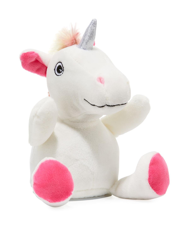 Magical Unicorn Speak  Repeat Plush Toy