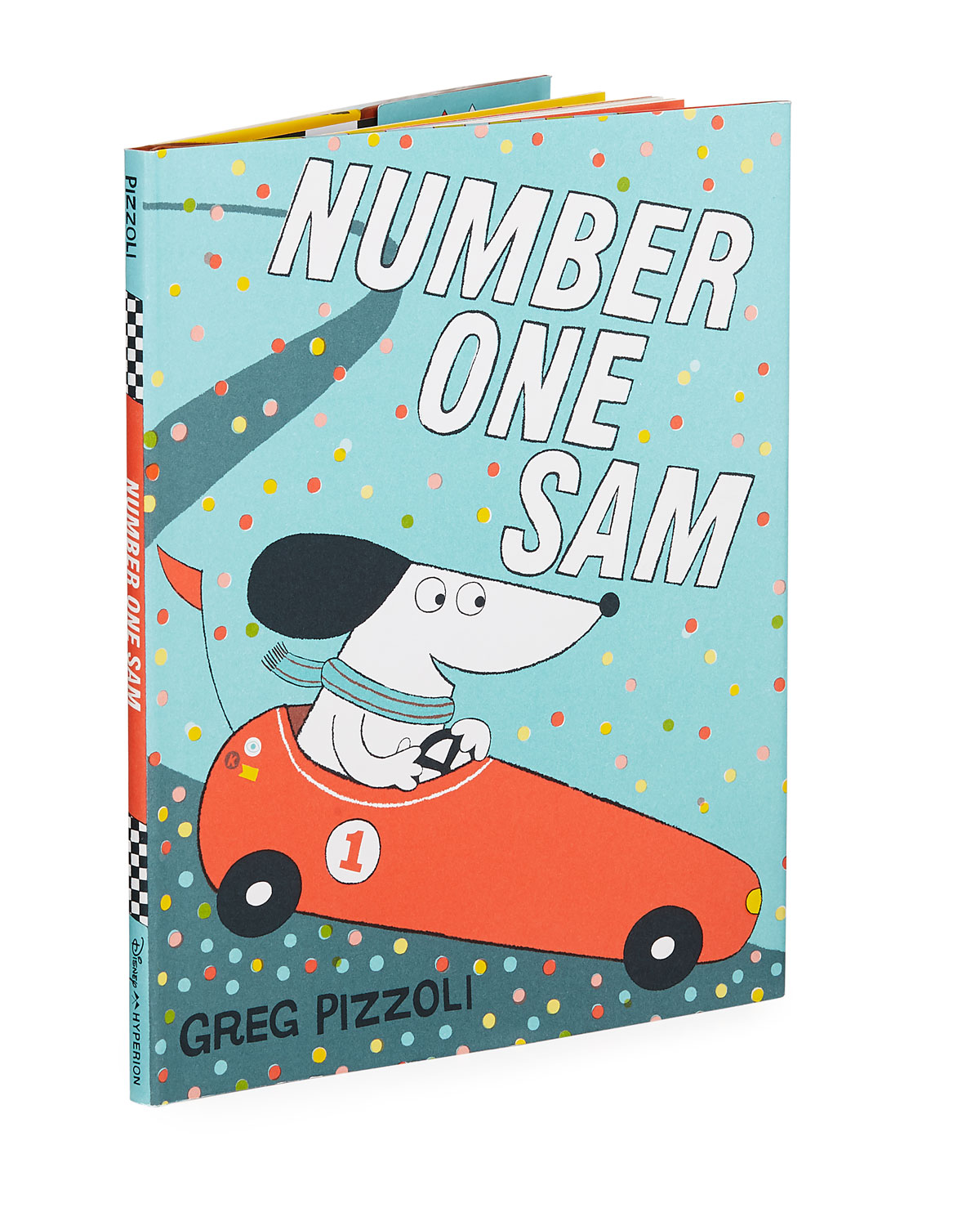 Number One Sam Hardcover Book by Greg Pizzoli
