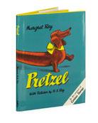 Pretzel Hardcover Book