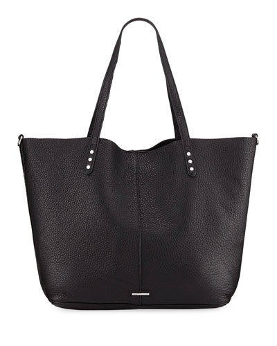 d0a4082568f4 Quick Look. Rebecca Minkoff · Unlined Leather Baby Bag. Available in Black