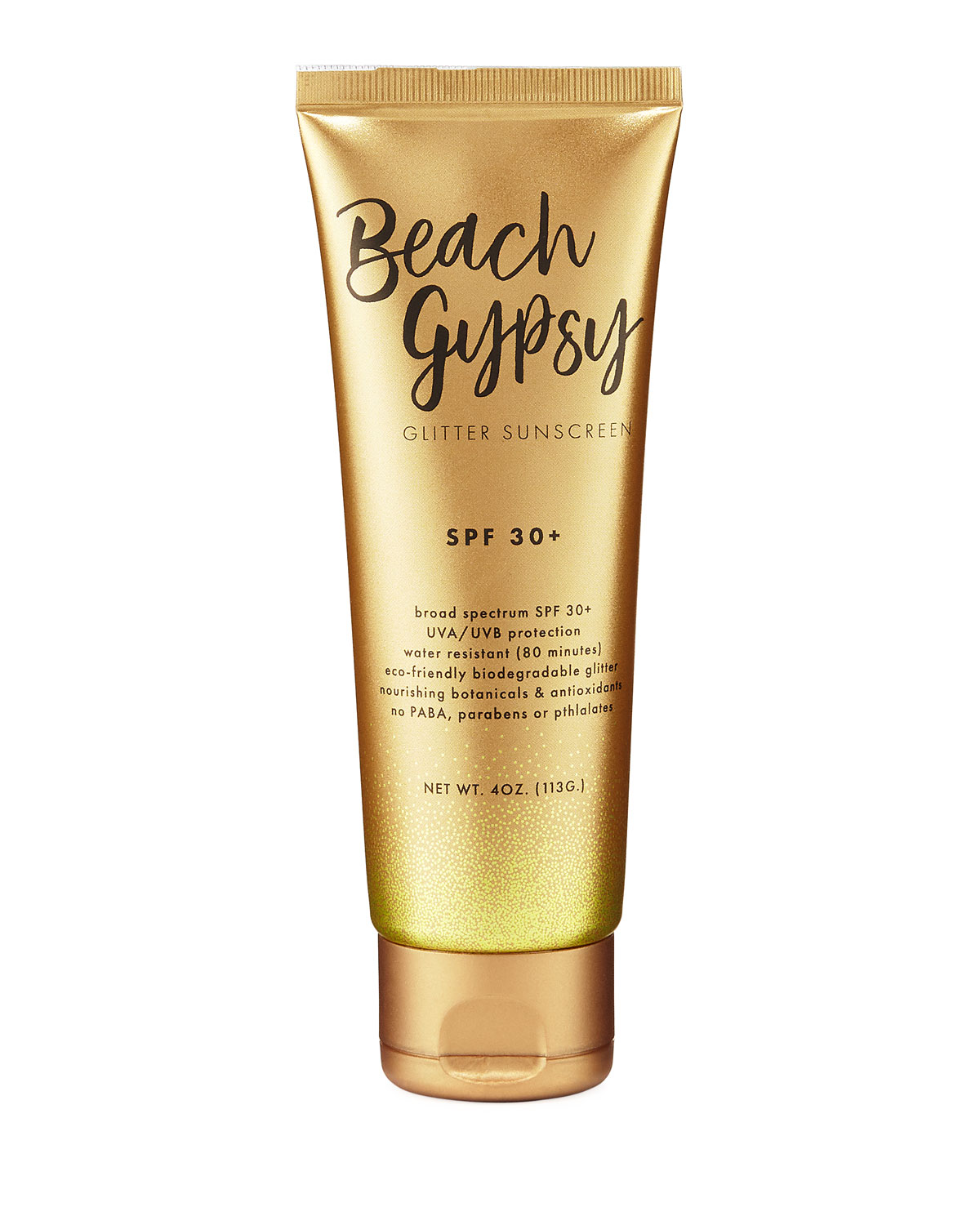 BEACH GYPSY SPF 30+ GLITTER SUNSCREEN