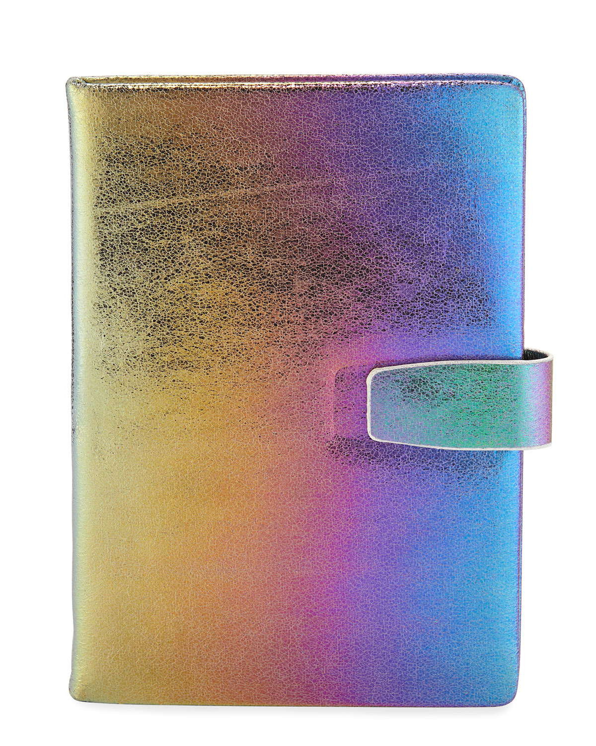 Girls' Galaxy Iridescent Notebook
