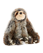Douglas Sylvie Plush Sitting Sloth, 14