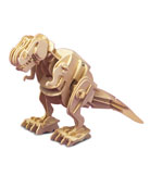 Dinoroid T-Rex Walking Wooden 3D Puzzle