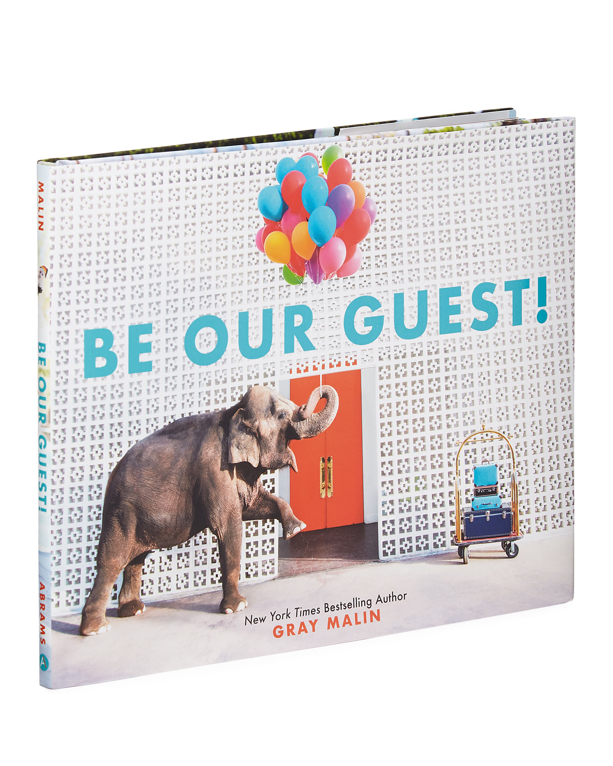 Be Our Guest Book by Gray Malin