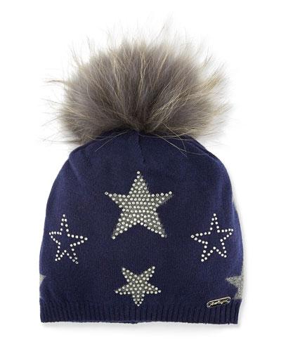 4e657dd23 Dyed Fur Hat | Neiman Marcus