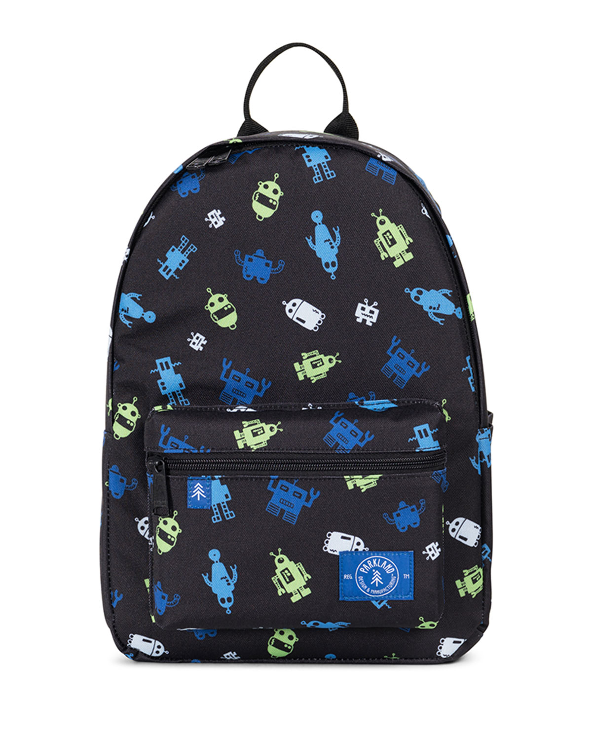 Kids' The Edison Robot-Print Backpack