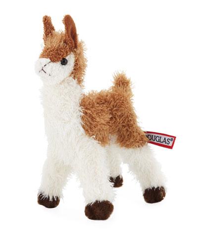Lena Plush Standing Llama