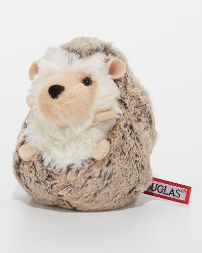 Spunky Hedgehog Plush Toy, Small
