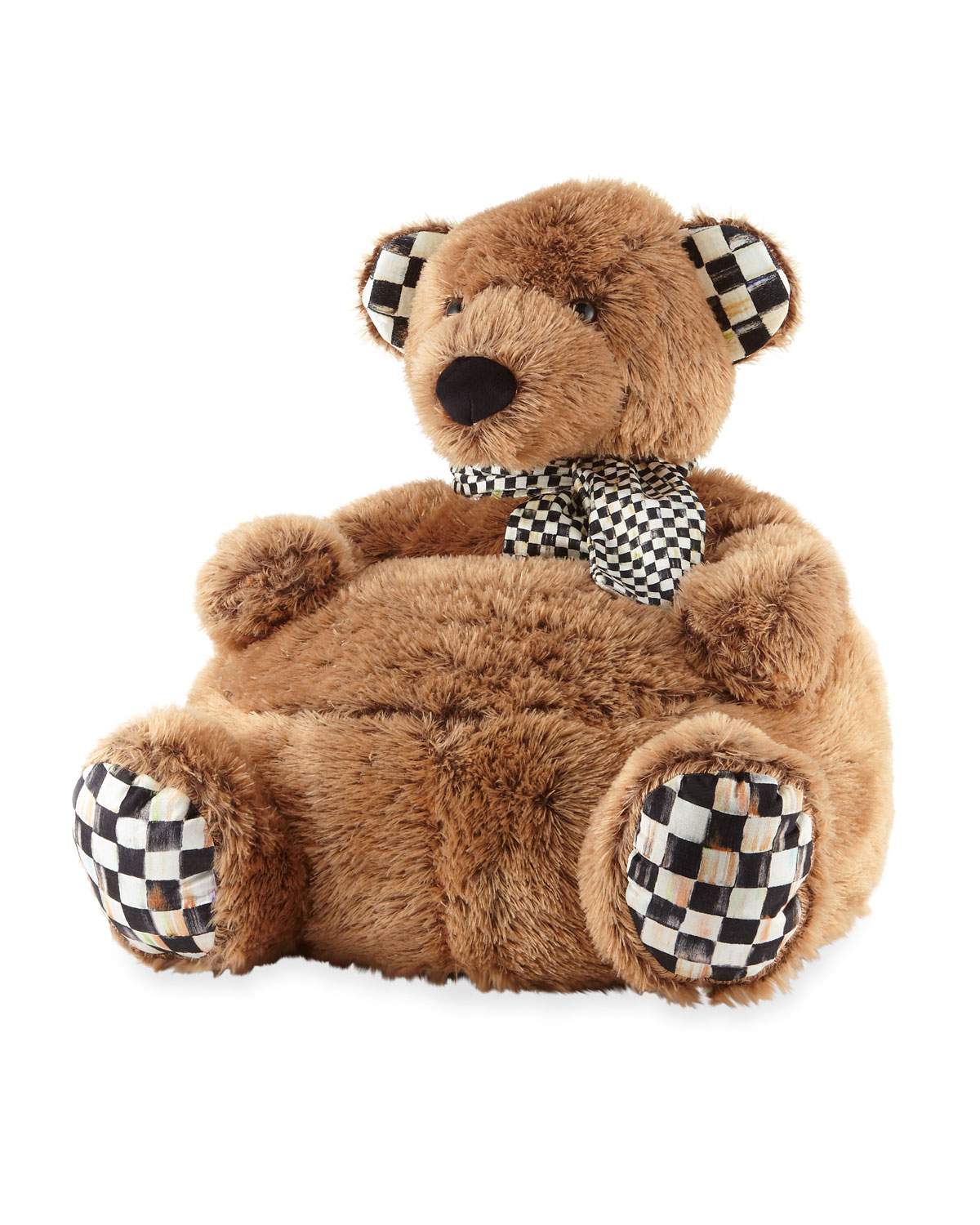 Kids' Mack Bear Chair