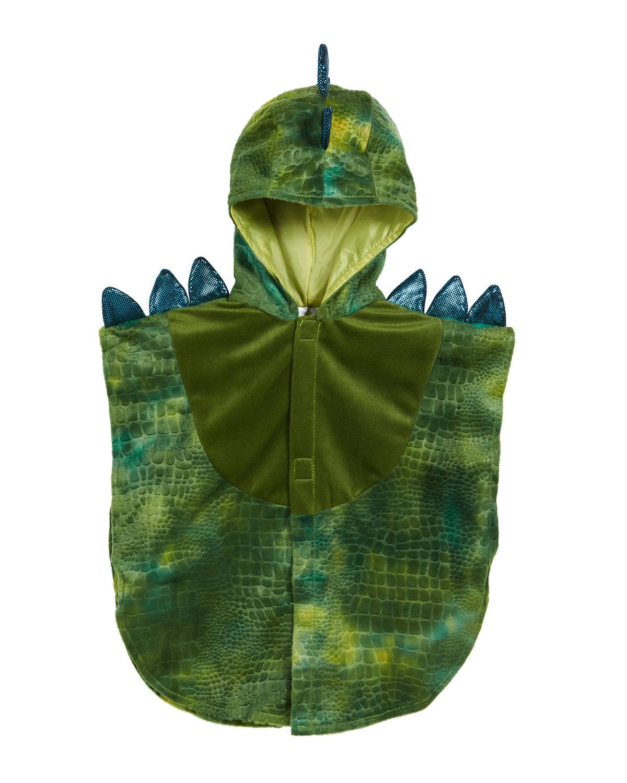 Baby TRex Dinosaur Cape Costume 2Y