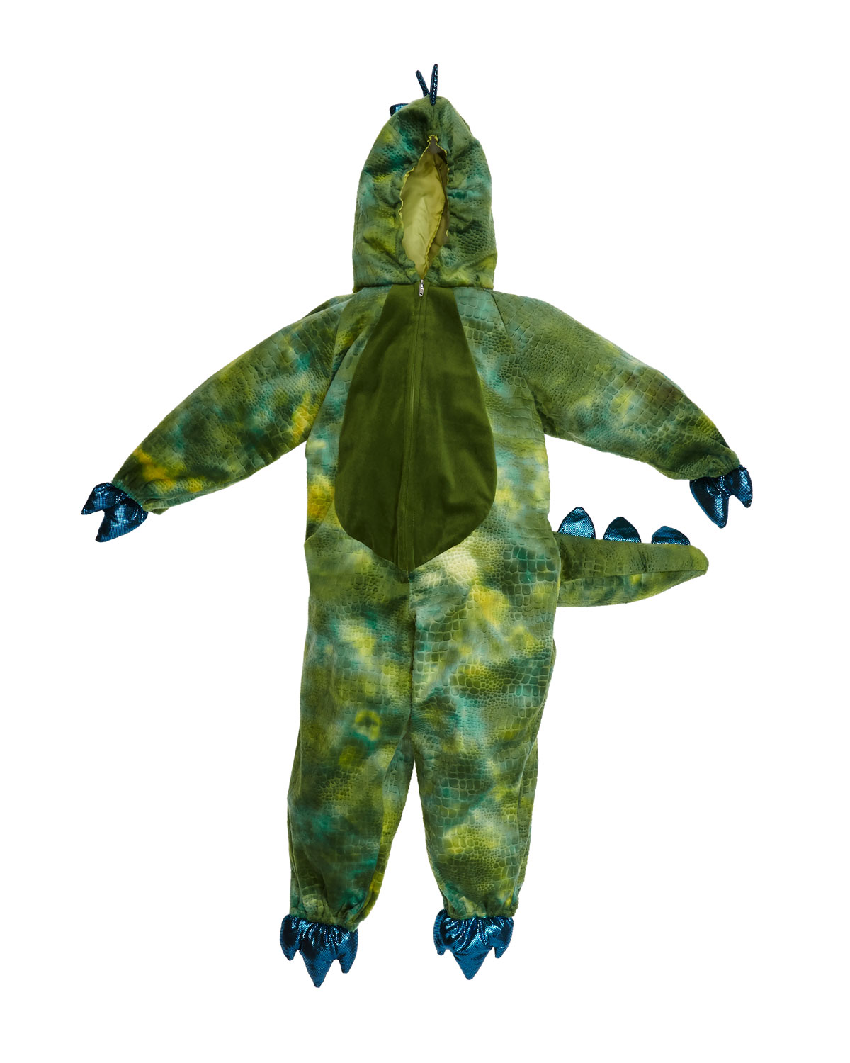 Kids TRex Dinosaur Jumpsuit Costume 34 Years
