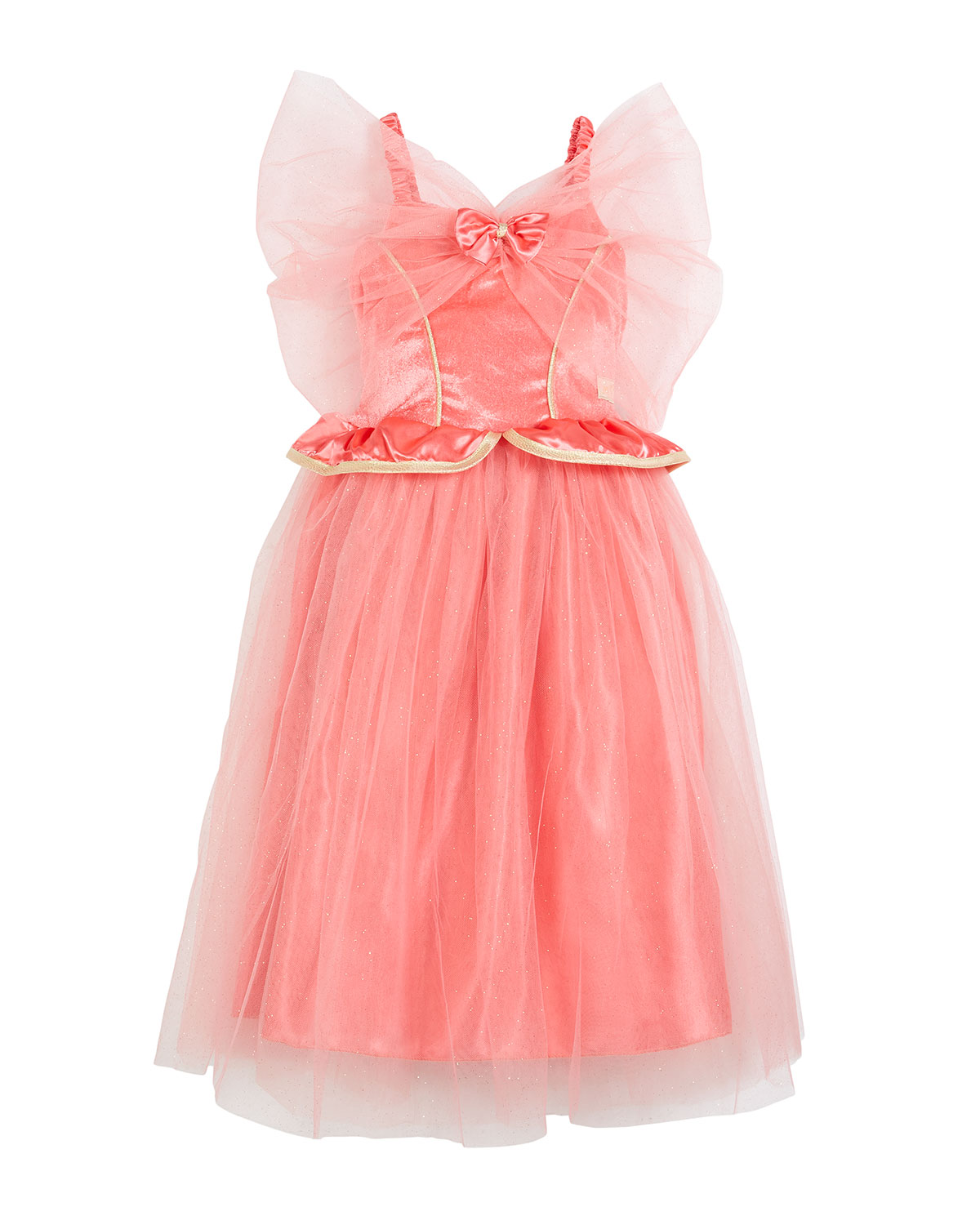 Kids Olivia Fairy Dress Costume 34 Years