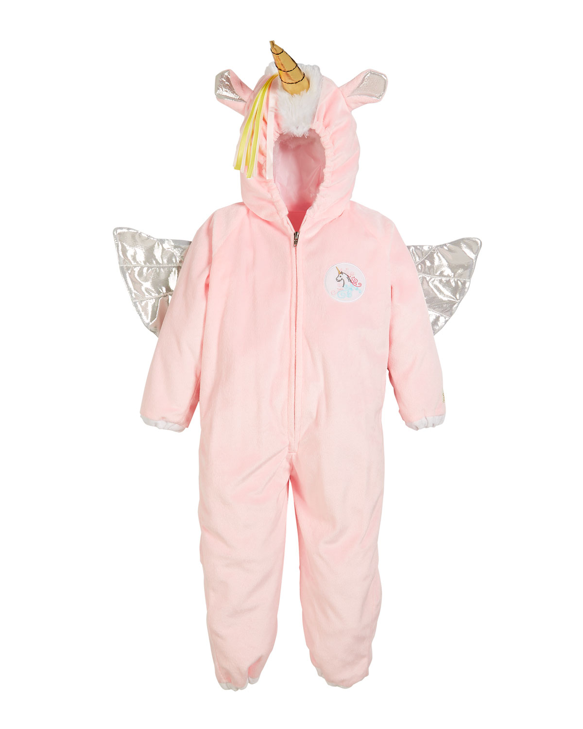 Kids Unicorn Jumpsuit Costume 34 Years