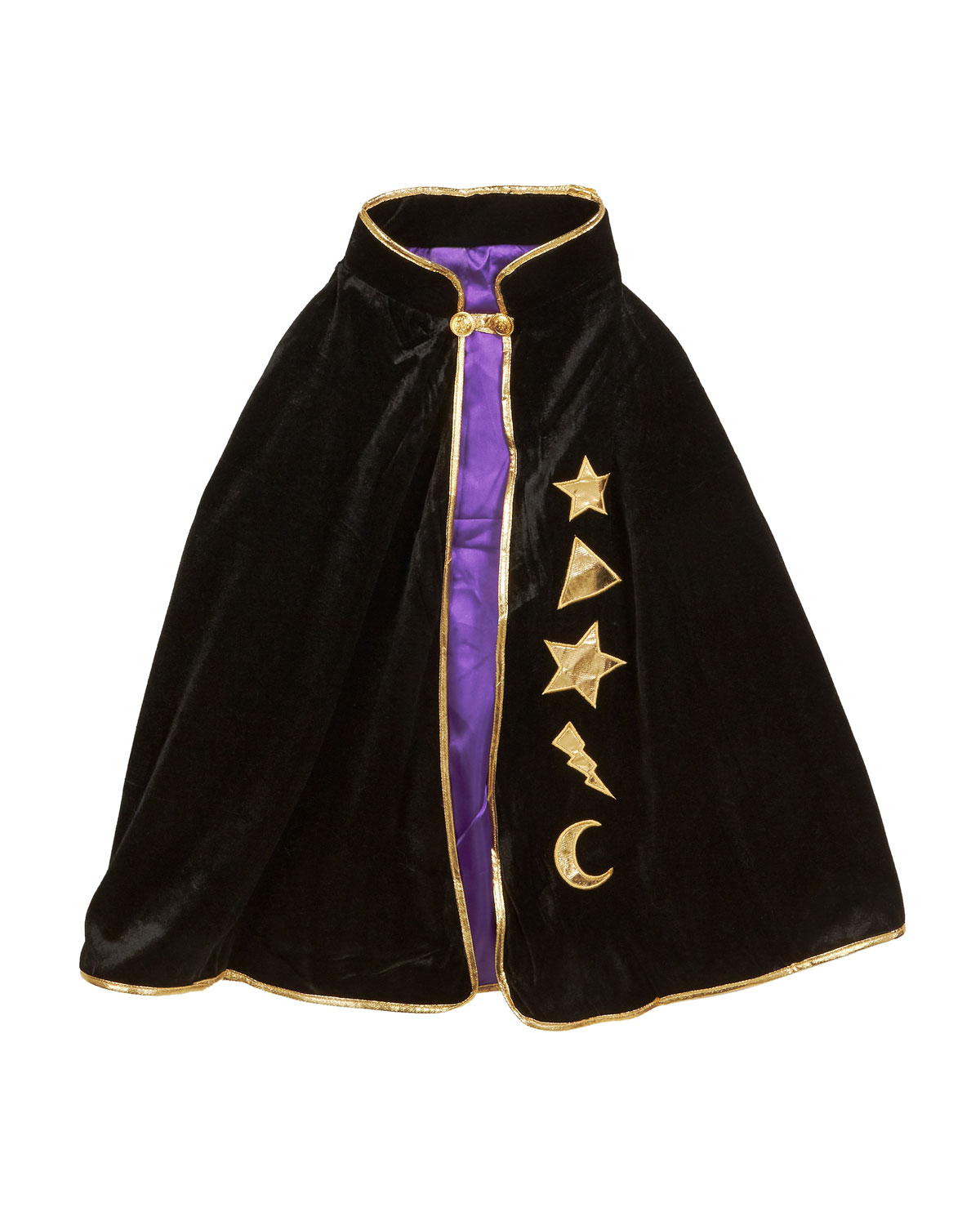 Kids Wizard Cape Costume 48 Years