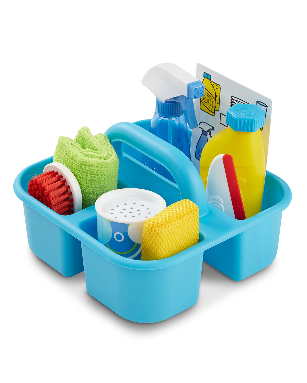 Let's Play House Spray, Squirt & Squeegee Play Set