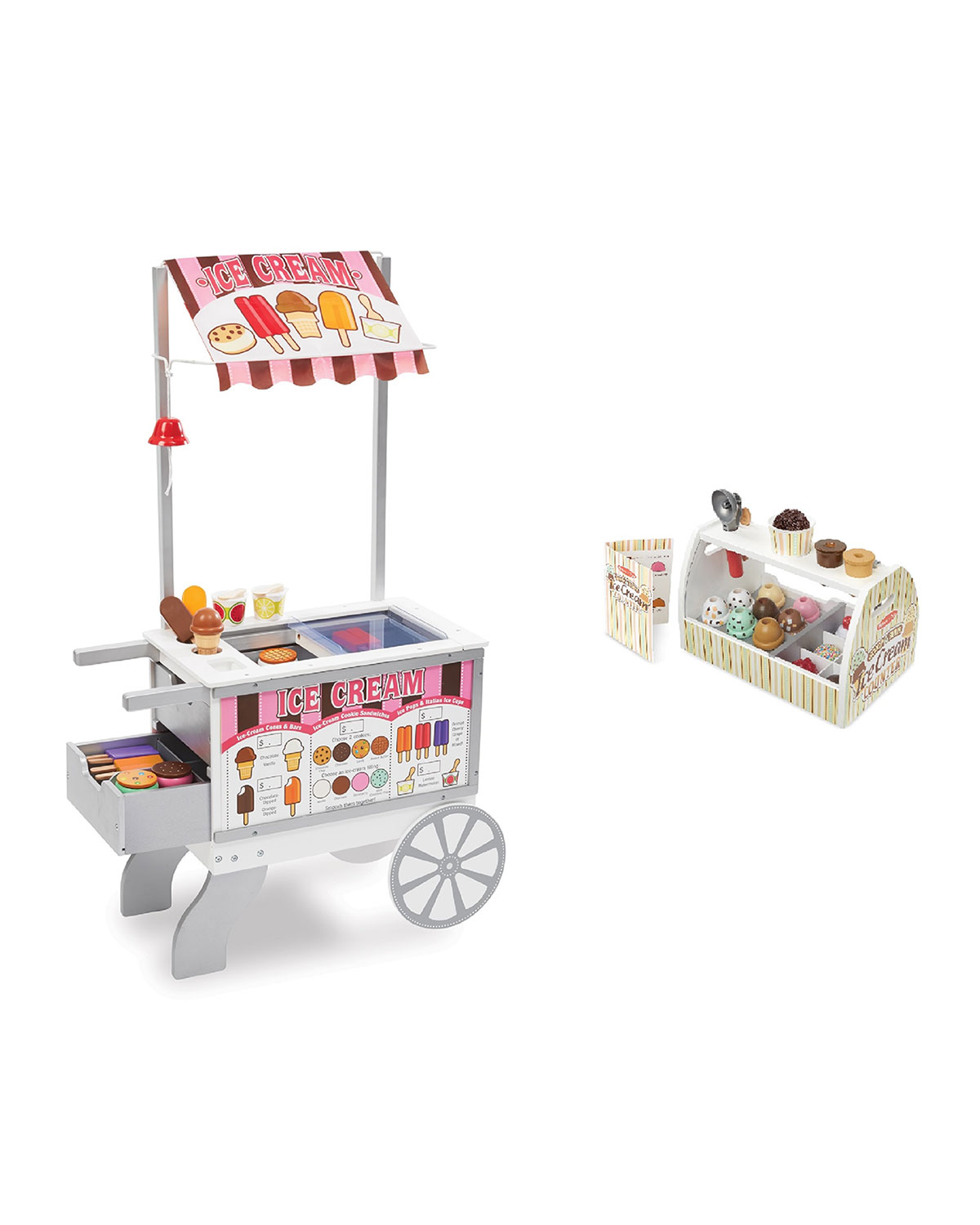 Lets Play Snacks  Sweets Cart