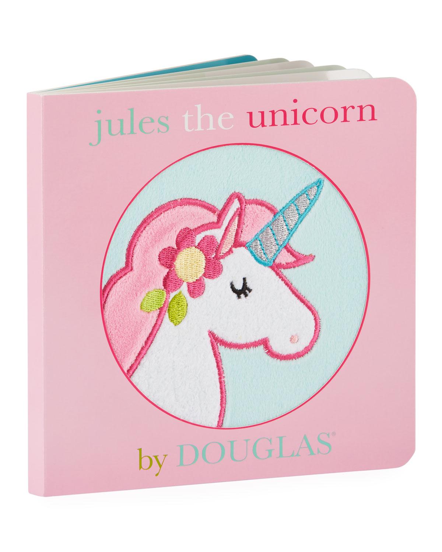 Jules The Unicorn Childrens Board Book by Douglas