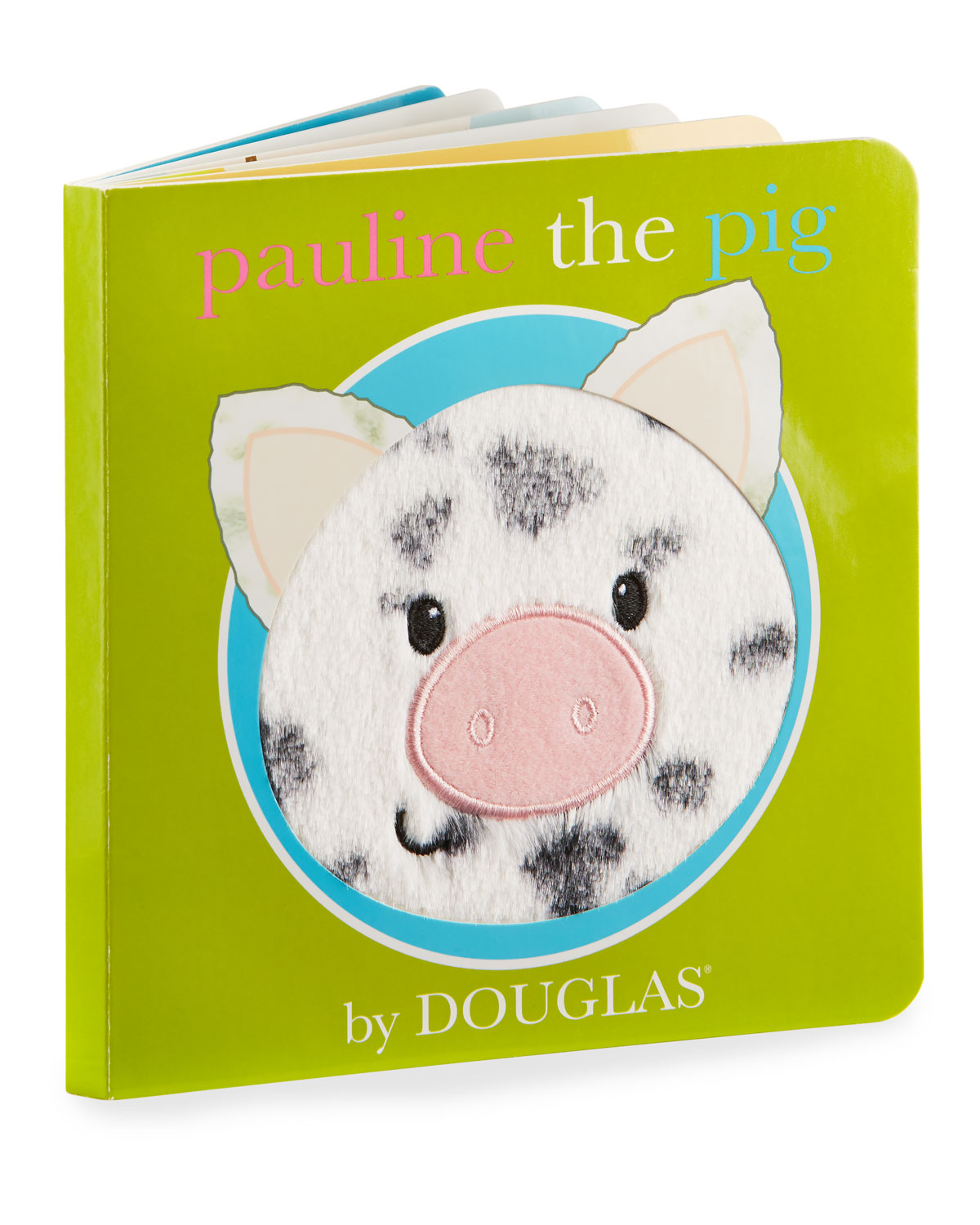 Pauline The Pig Childrens Board Book by Douglas