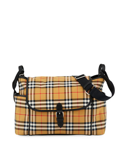 ff2996b29e51 Burberry Flap Top Bag
