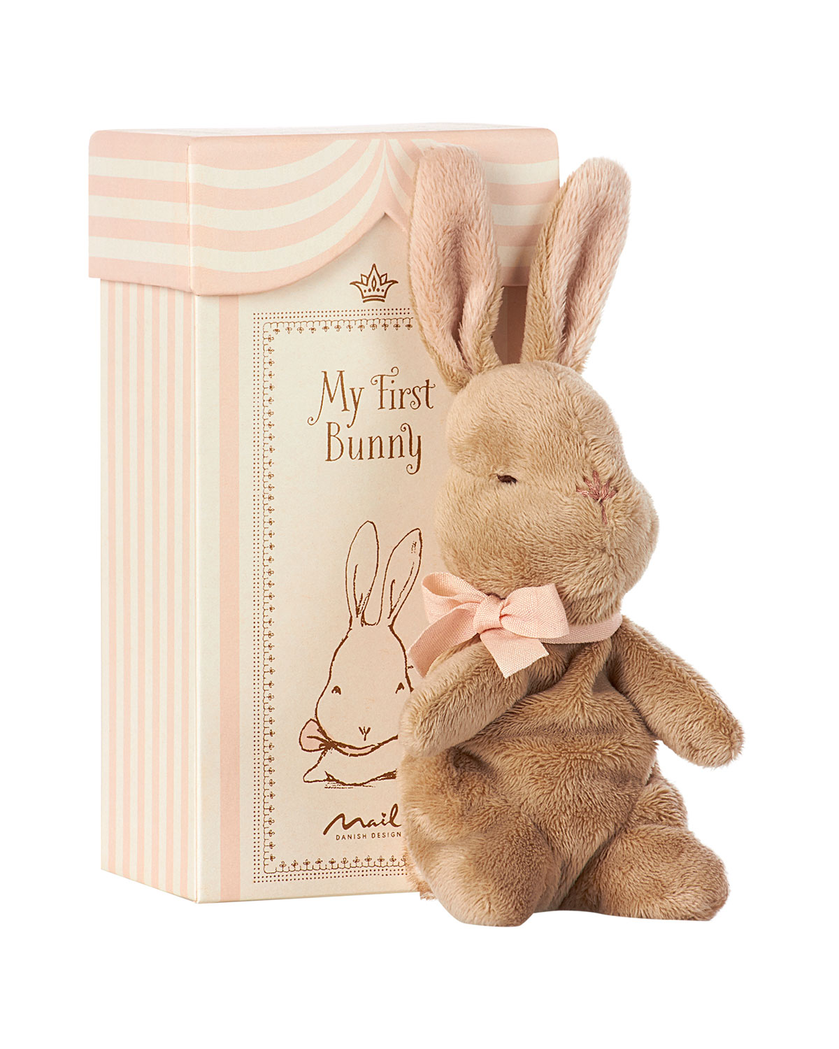 My First Bunny Stuffed Toy in Box
