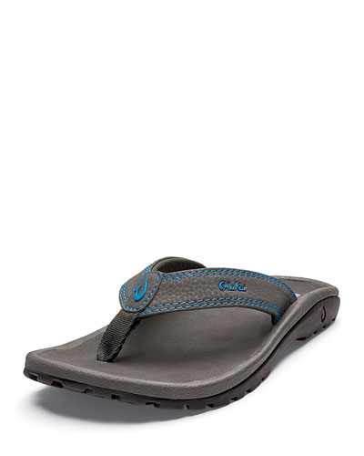 Boys' 'Ohana Slip-On Sandals