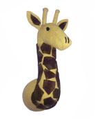Fiona Walker Designs Kids' Mini Giraffe Head Wall