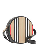 Burberry Kids' Icon Stripe Crossbody Bag