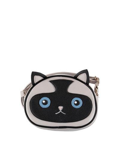 4f2739b852a Quick Look. Molo · Girls' Siamese Kitty Cat Crossbody Bag