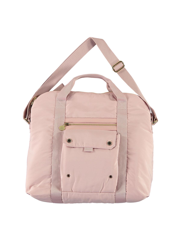Stella Mccartney Kids Bags Zip-Top Diaper Bag
