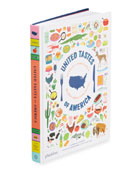 Hachette Book Group United Tastes of America -