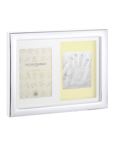 Footprint Photo Frame, 3
